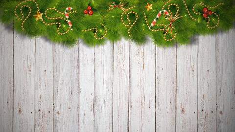 Christmas Decorations 04 Animation