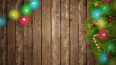 Christmas Decorations 06 Animation