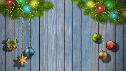 Christmas Decorations 07 Animation
