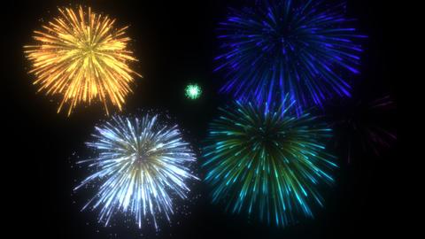 Fireworks Videos animados