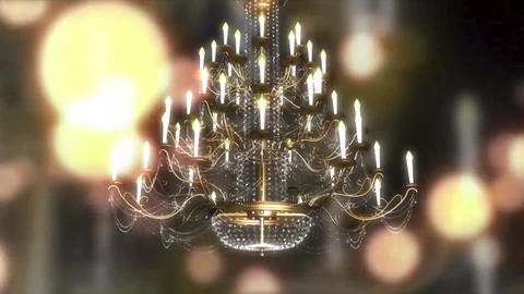 chandelier Videos animados