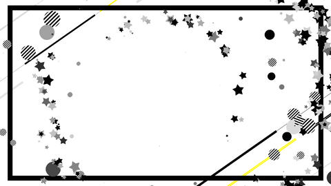 Stardust Background Type D 애니메이션