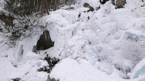 Icefall Footage