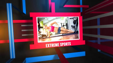 Sport Motivation After Effects Template