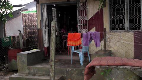 Poor people of myanmar socially disadvantaged people slums in myanmar Live Action