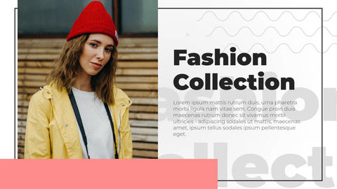 Fashion Collection Promo After Effects Template
