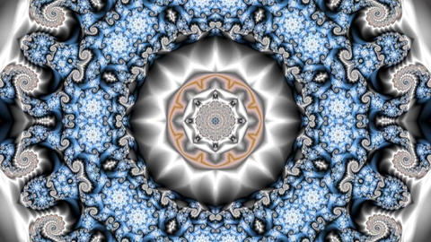 Kaleidoscopic Change Of Various Abstract Ornament 1