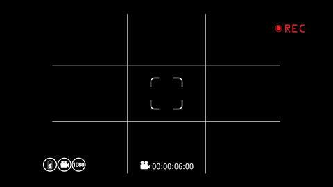 Camera Recording Screen (1) Animation