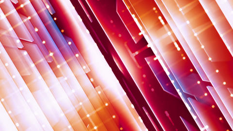 Abstract Light Strips Vol_01