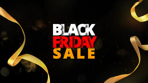 Black Friday 3 After Effects Template