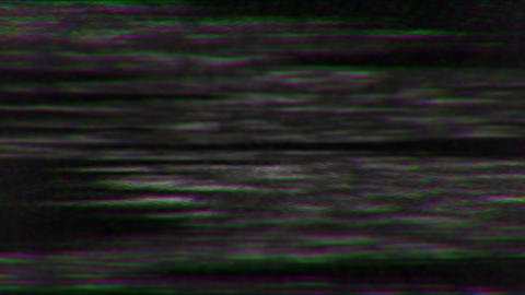 Digital Noise Defects RGB Vhs Artifacts Glitches Screen Background Animation