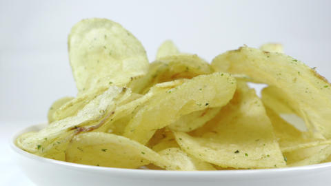 Potato chips dried seaweed salt032 Live Action