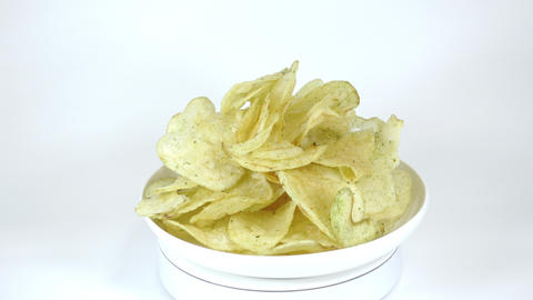 Potato chips dried seaweed salt054 Live Action