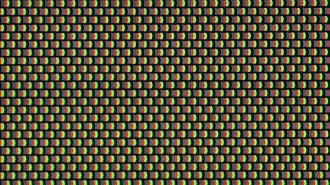 RGB pixels Live Action
