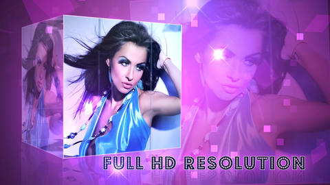 The Fashionista After Effects Template