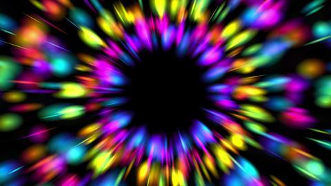 Motion graphic vj loop shine 53 Animation