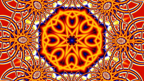 Kaleidoscopic Change Of Various Abstract Ornament 2