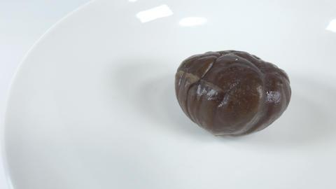 Peeled sweet chestnut016 Live Action
