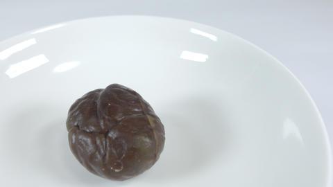 Peeled sweet chestnut017 Live Action