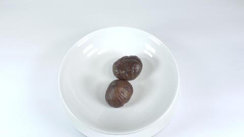 Peeled sweet chestnut024 Live Action