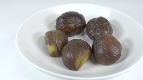 Peeled sweet chestnut037 Live Action