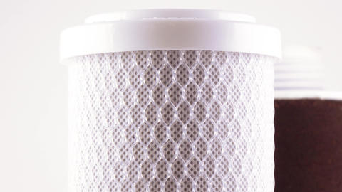 Carbon filter for water Live Action