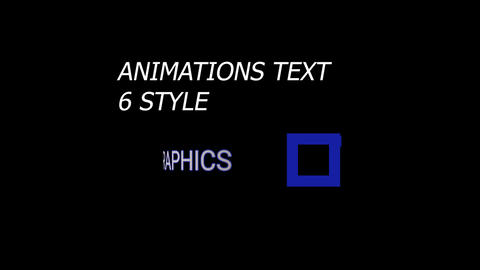 New Text Overlay MOGRT Motion Graphics Template