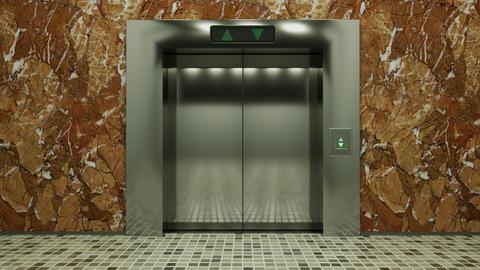 Door Transition Animation
