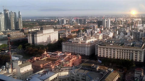 BUENOS AIRES FOOTAGE 2