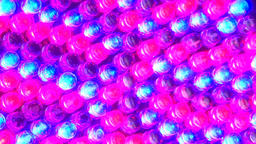Colorful LED light closeup Filmmaterial