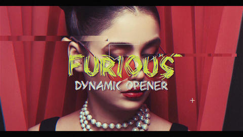 Furious Dynamic Opener After Effects Template