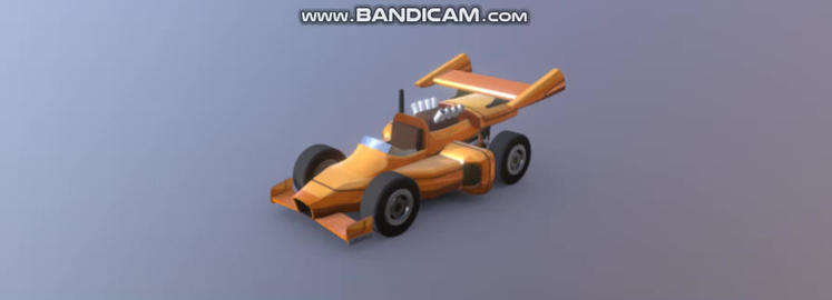 Formula one 3D Model