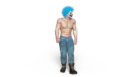 UHD-Clown Animation