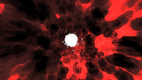 Wormhole-red Animation