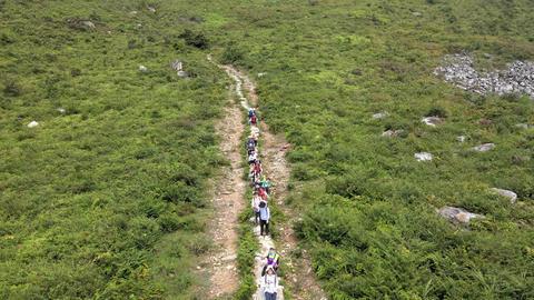 DJI MAVIC2 AIR 4K Mount moliugong Karst scenery 20200905 5 Live Action