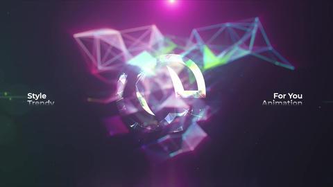 Neon Logo Reveal Final Cut Pro