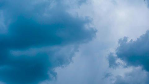 Cloudy sky GIF