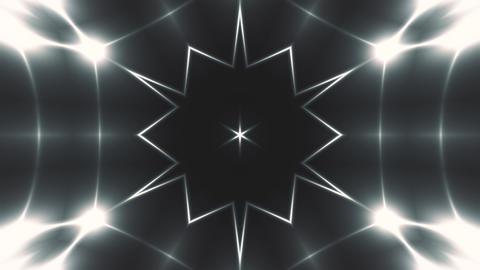 Abstract fractal light background. Digital 3d rendering backdrop Animation