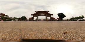 360VR video at Supreme Emperor of the Dark Heaven Footage