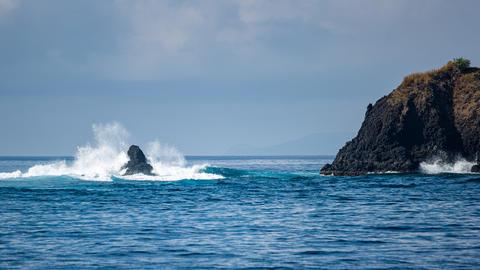 amazing ocean view Fotografía