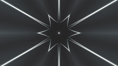 Abstract fractal light background. Digital 3d rendering backdrop Live Action
