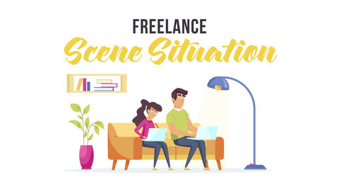 Freelance - Scene Situation After Effects Template