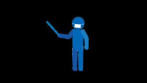 Pict-teach-mask Animation