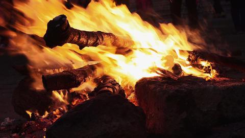 fireplace Footage