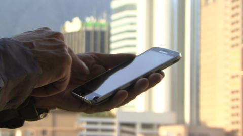 Using the Smart Phone 動画素材, ムービー映像素材