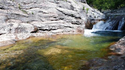 Bath Youth, the Grand Canyon of Crimea Footage