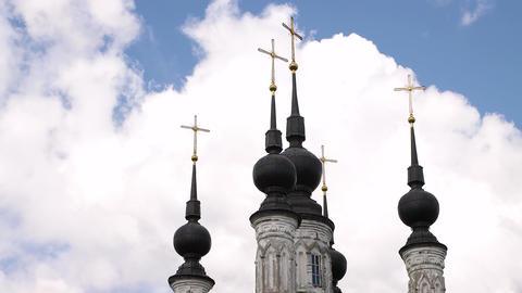 24-22-2-L- Christian Churches In Suzdal. Russia. 2