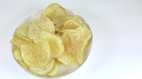 Potato chips consomme026 Live Action