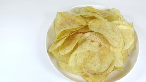 Potato chips consomme027 Live Action