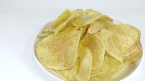 Potato chips consomme029 Live Action
